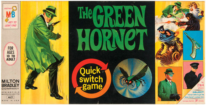 green-hornet-board-game
