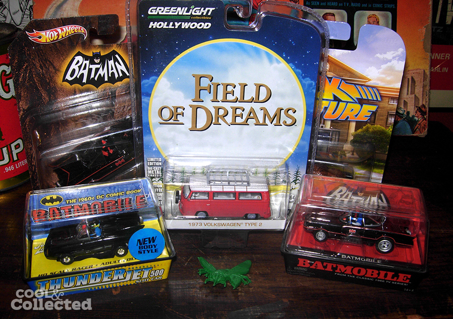 Greenlight field of dreams vw van type ii vanagon