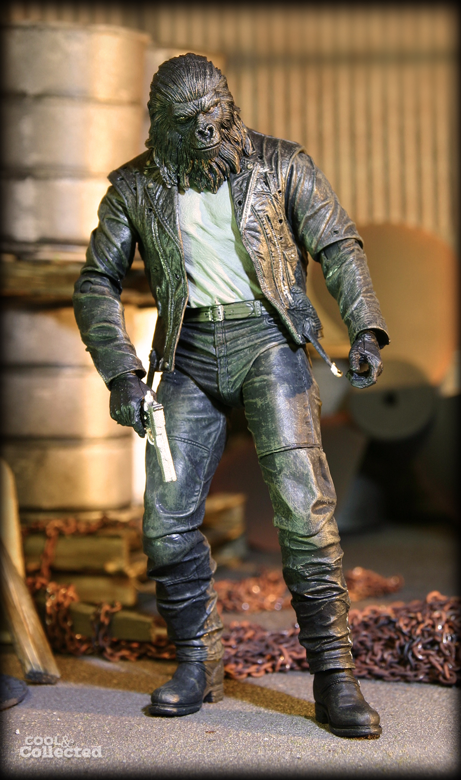 T800-planet of the apes terminator