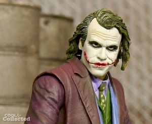 neca joker heath ledger figure