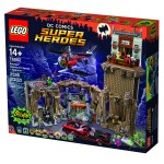 Lego classic batcave