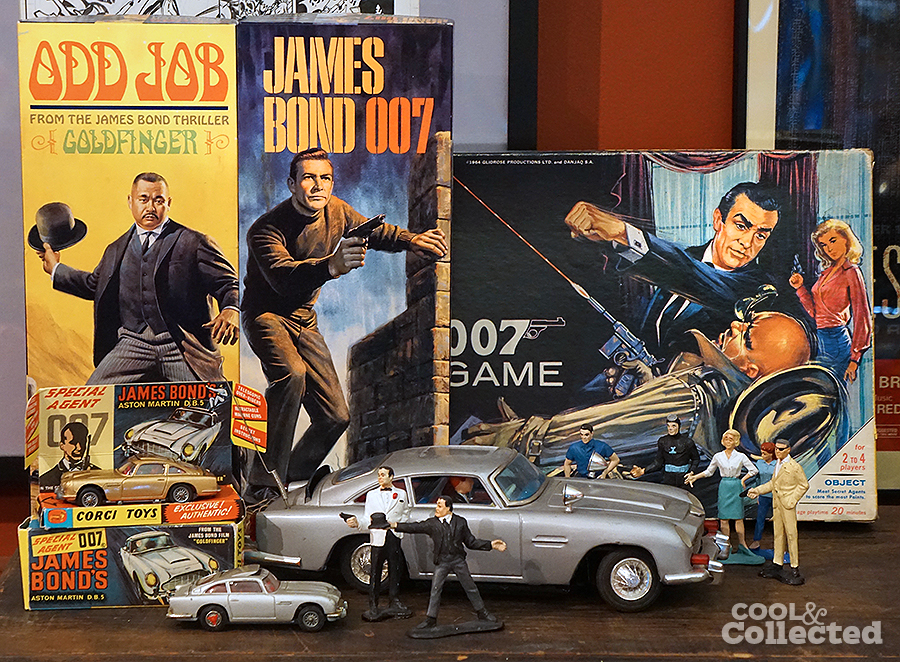 james-bond-collection - 1