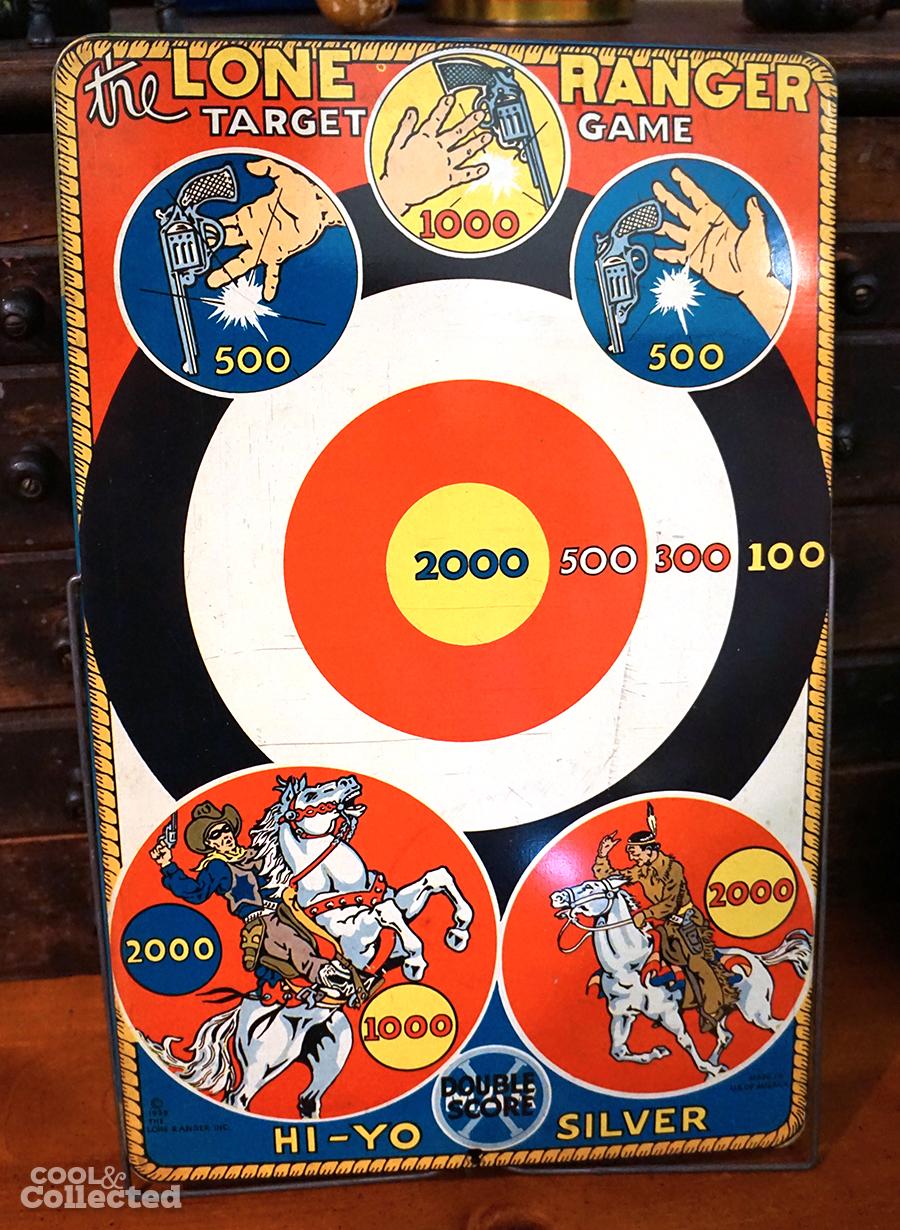 vintage-lone-ranger-target-game - 1