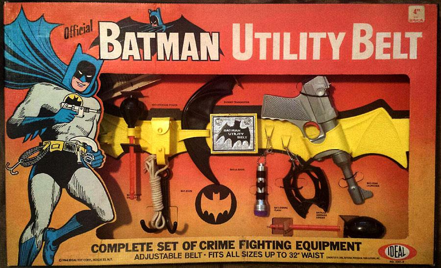 batman ideal utility belt