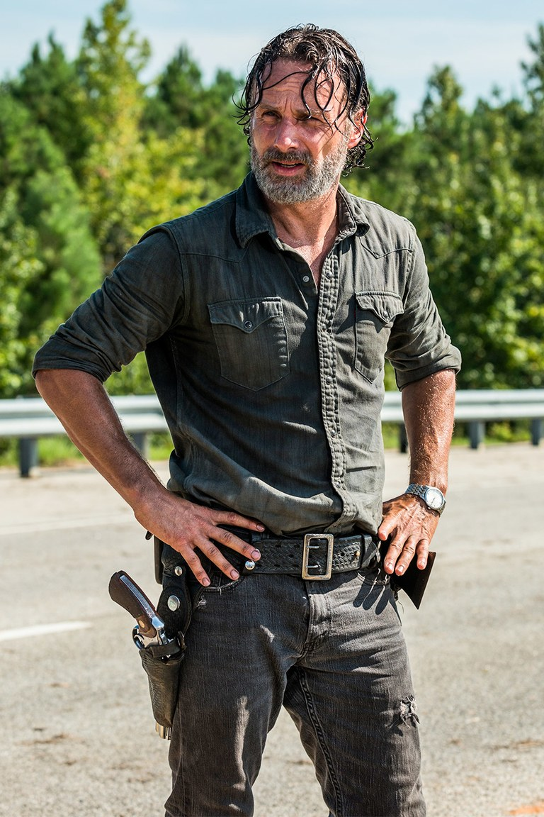 halloween costume the walking dead rick grimes