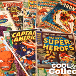 vintage marvel comic books collection