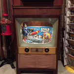 How to repurpose an antique television