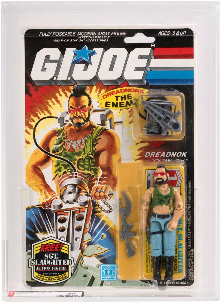 gi joe dreadnok ripper action figure