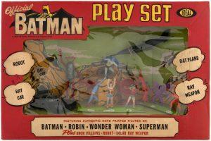 ideal batman play set