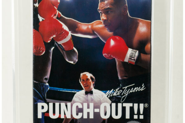 Mike Tysons Punch-Out by Nintendo 1987
