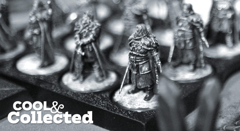 A Song of Ice & Fire miniatures game by CMON