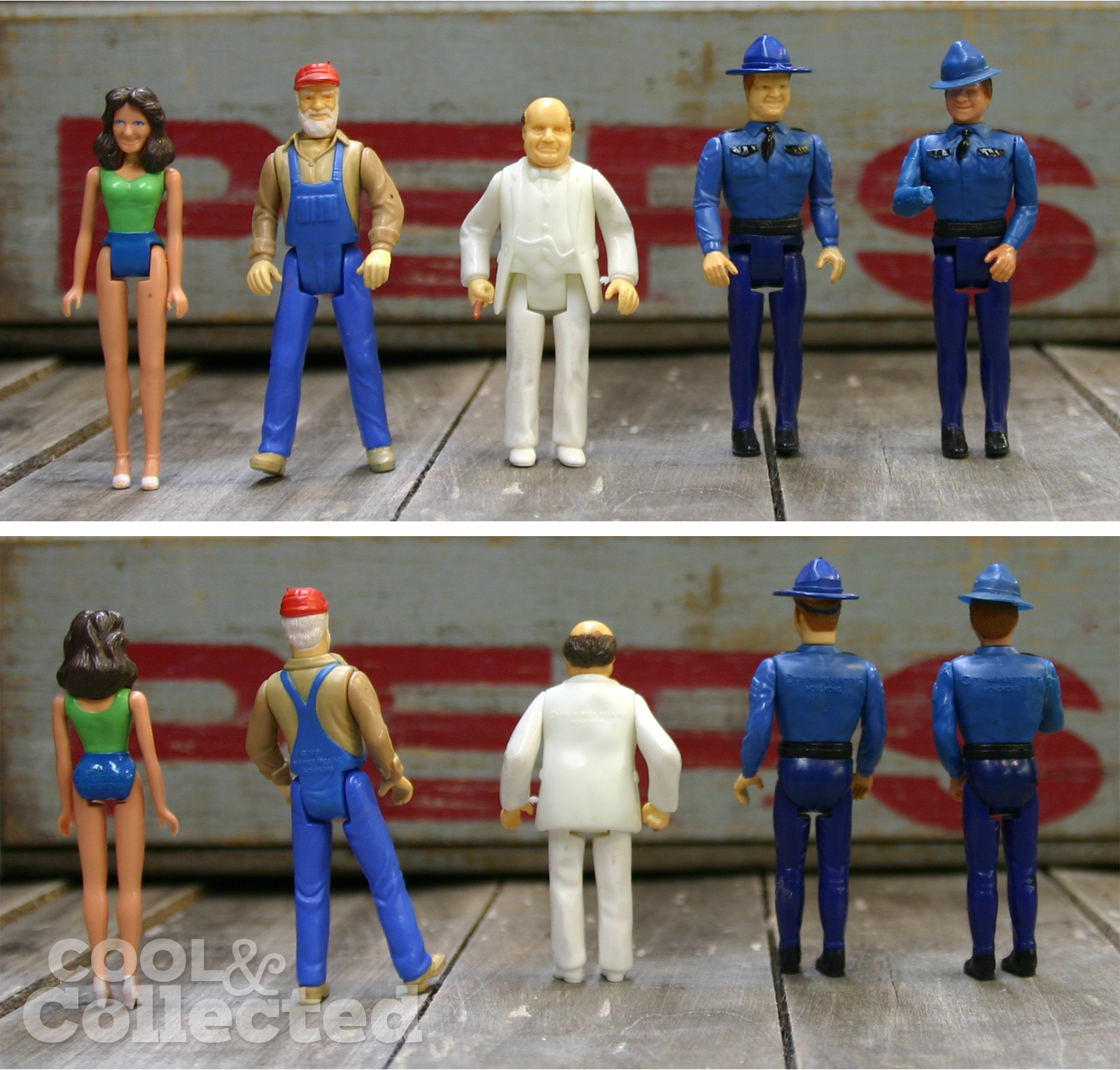 Dukes of Hazzard Mego action figures for sale