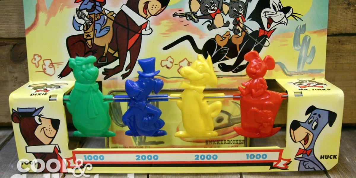 Yogi Bear Target Game