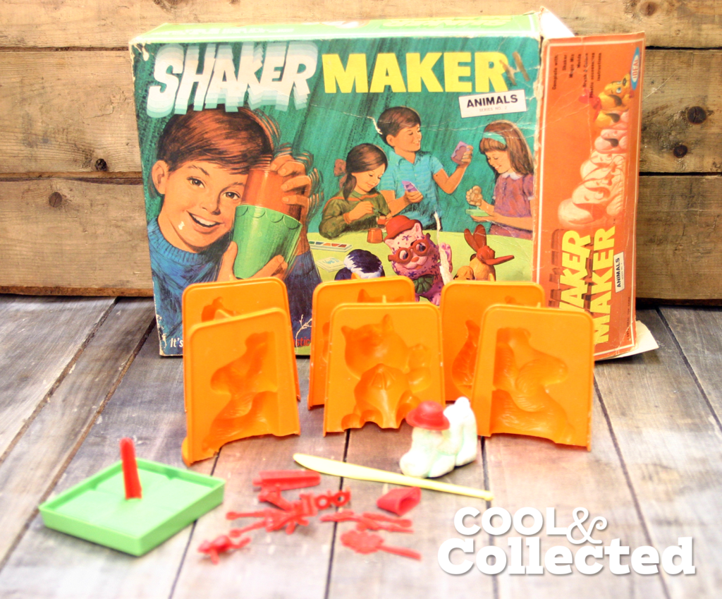 Shaker Maker set by Ideal Toy Co.