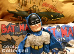 vintage Batman 1966 commonwealth doll