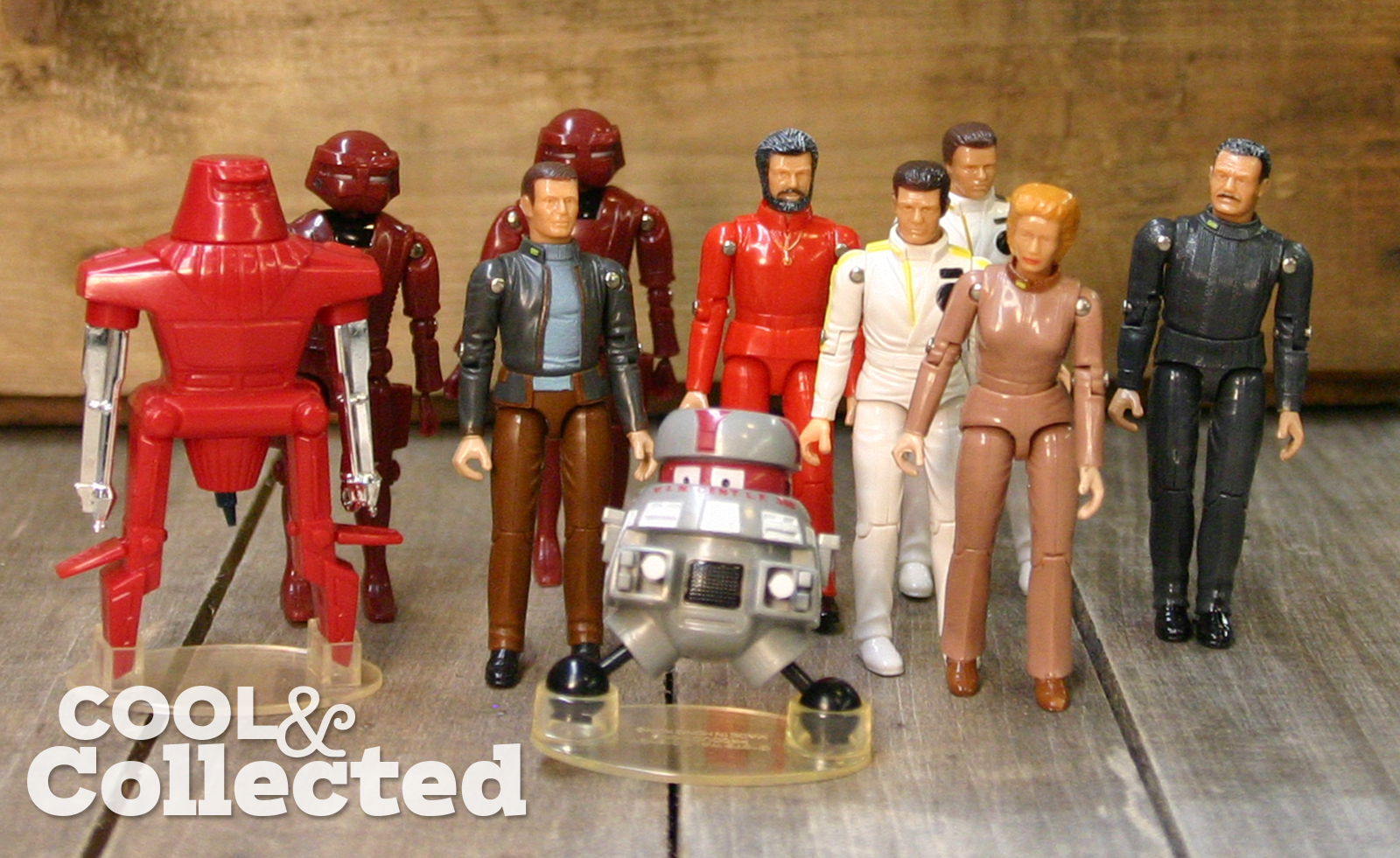 The Black Hole Action Figures