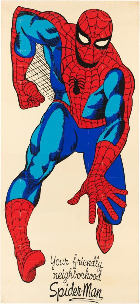 Spiderman door poster marvel mania